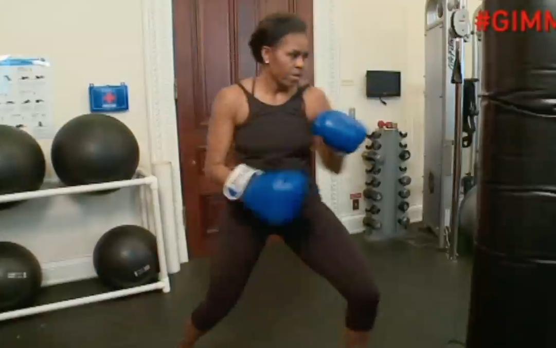Michelle Obama e la sua campagna Let's Move: dallo sport al mangiar sano