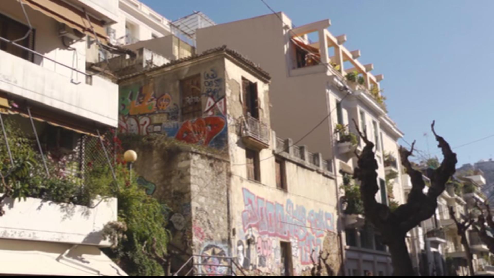 Grecia ripartono mercato immobiliare e speculazioni for Case neoclassiche